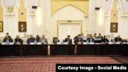 جریان نشست کابینه افغانستان