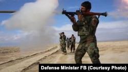 ارشیف، هلمند کې د افغان ځواکونو عملیات