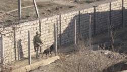 Ўзбек-Қирғиз чегараси: яраланган чегарабузар, чегарадан топилган 135 минг доллар