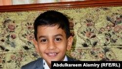 علي عبد الامير، موهبة خاصة في الرياضيات
