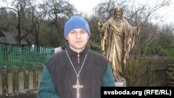 Аляксей Шчадроў, гаспадар прыватнага прытулку ў Шчучынскім раёне
