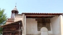 Դիմիտրով գյուղի եկեղեցու ծագումնաբանության շուրջ վեճը շարունակվում է