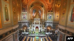 Священный синод Русской Православной Церкви принял решение о создании Ставропольской и Невинномысской, Пятигорской и Черкесской, Владикавказской и Махачкалинской епархий
