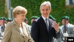 La întrevederea Merkel-Leancă de astăzi de la Berlin