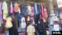 Economists say improved trade would mean better quality goods inside Iraq.