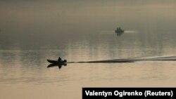 Температура води у Дніпрі в межах Києва вперше після 27 травня стала нижчою за +20,0°С