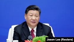 Президент Китая Си Цзиньпин.