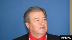 Владимир Никитин, наблюдатель от России на выборах в сенат Казахстана в городе Актобе.