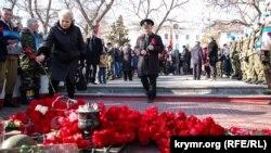 30 лет спустя: в Севастополе отметили годовщину вывода войск из Афганистана (фотогалерея)