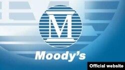 Логотип международного рейтингового агентства Moody's.