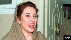 Benazir Bhutto, Islamabad, 1998.