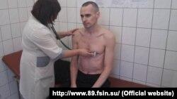 Олег Сенцов 140 көн ачлык тота