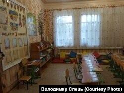Школа №21 у селищі міського типу Щербинівка