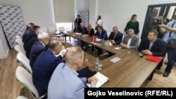 Sastanak čelnika SNSD-a i DNS-a, Banjaluka