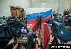Președintele Dodon la Moscova