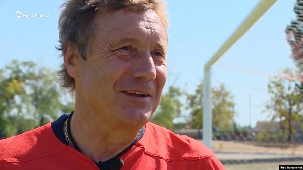 Тренер «Таврии»: задача на сезон – попасть в Первую лигу
