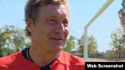 Головний тренер «Таврії» Сергій Шевченко