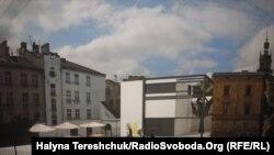 Проект «Площа синагог»
