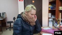 Наталья, беженка из Донецка