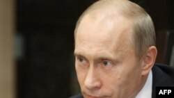 Russian Prime Minister Vladimir Putin (file photo)