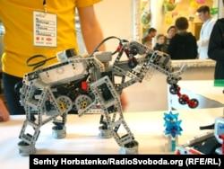 Робот-слон из Харькова