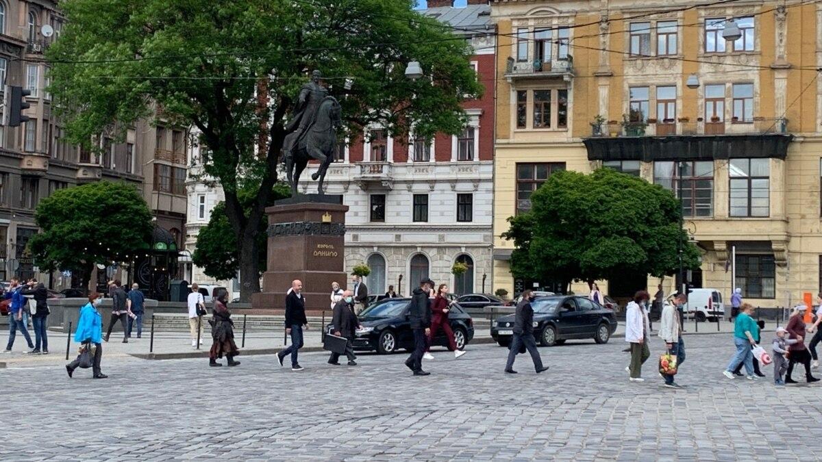 На Львовщине решили не помякшувати карантин до 12 июня