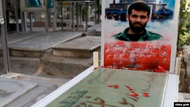 رسول خلیلی (ابو خلیل) بسیجی که طبق مستند »نصر تی وی» در سوریه کشته شده است