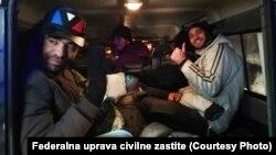 Spasilačka akcija migranata i izbjeglica u regionu Plješevice, ilustrativna fotografija
