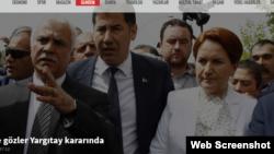 """Meral Akşener və başqa MHP """"qiyamçıları"""""""