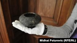 Vaza iz neolitskog perioda pronađena na području Butmira, Zemaljski muzej BiH