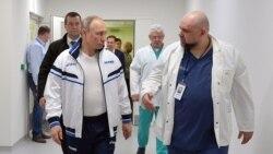 Лицом к событию. Божественный иммунитет Путина, Собянина и Пескова