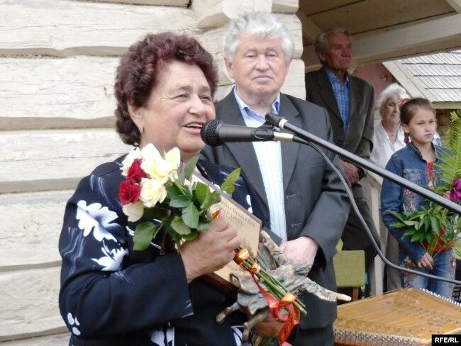 У 2010-м Адзе Райчонак уручылі прэмію «За Свабоду думкі»