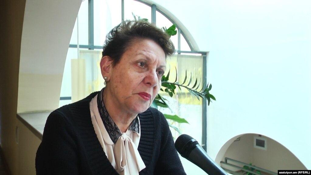 Анаит Бахшян получила ответ на свое заявление с требованием возобновить дело о возможных организаторах теракта «27 октября»
