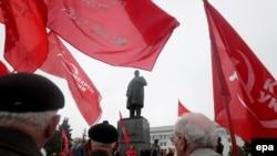 1 мая в Луганске (архивное фото)