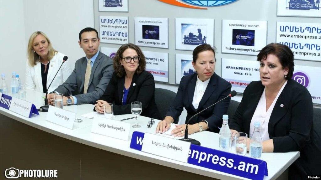 Американский комитет «Ай дат» надеется, что в 2020 году помощь США Армении составит 85 млн долларов