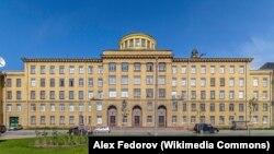 Sankt-Peterburgyň Možaýskaýa akademiýasy