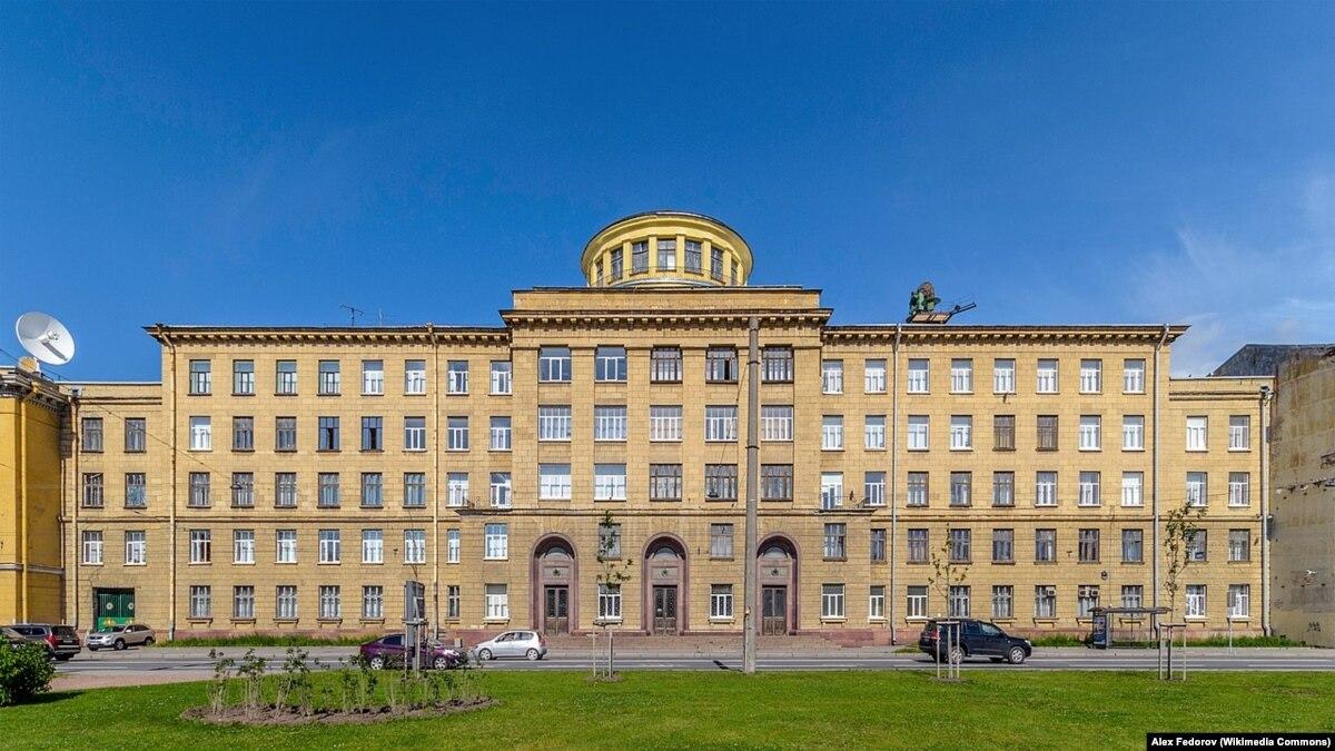 Стала известна мощность взрыва в военной академии в Петербурге