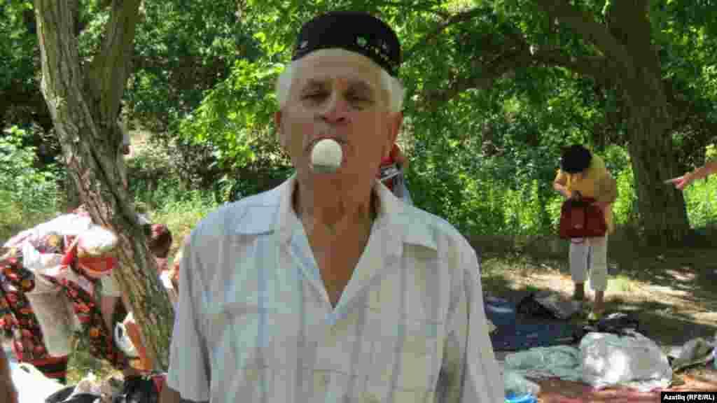 Акъяр татар-башкорт үзәге рәисе Җәмил Хисаметдинов