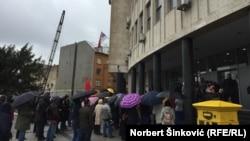 Radnici Pošte održavaju štrajk upozorenja zbog smanjenih zarada i nepoštovanja kolektivnog ugovora