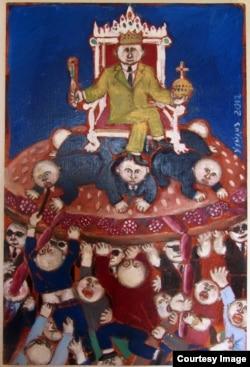 Лена Хейдиз - Туда, к трону стремятся все (2012)