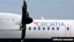 Croatia - Croatia Airlines, undated