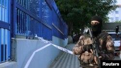 Співробітник турецької поліції (фото ілюстративне)