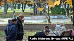 Macedonia - late autumn, Skopje, 10Nov2010