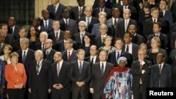 Відкриття саміту ЄС-Африка на Мальті, Валетта, 11 листопада 2015