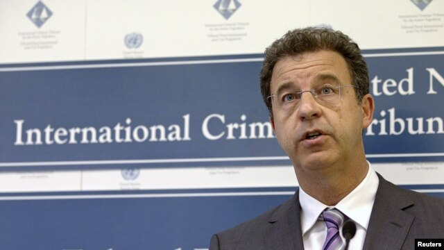 Prosecutor Serge Brammertz of the International Criminal Tribunal for the former Yugoslavia in The Hague doubts that many war crimes cases will be prosecuted adequately after the tribunal closes down.