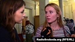 Анна Скороход (п), «Слуга народу»