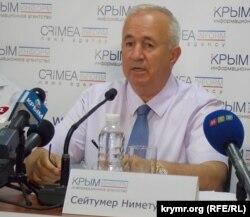 Сейтумер Ниметтулаев