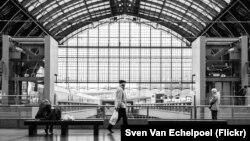 Антверпенский вокзал