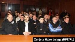 Shkup - Seanca gjyqësore për rastin Kumanova, 11 shkurt 2016