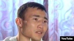 Қазақ боксышысы Қанат Ислам. (YouTube видеосынан алынған скриншот)